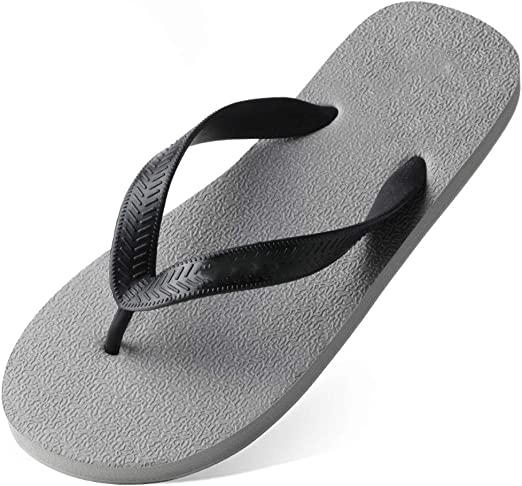 Size : 7 US Flip Flops HUYP Summer Slippers Mens Beach Sandals Fashion Wear Mens Sandals and Slippers