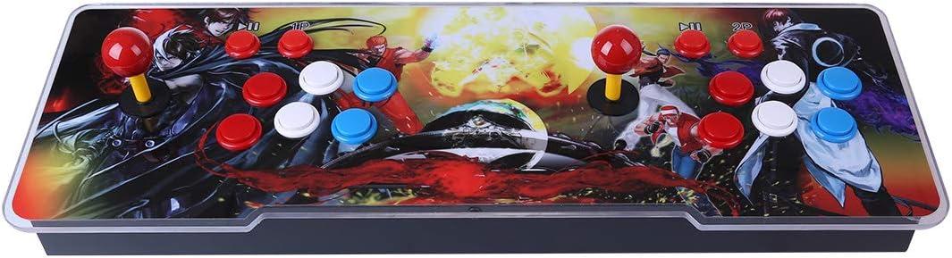 Petforu Pandora Box 3D 12S Arcade 3333 Games Multi-Player Game Console  Lights Up (LZ-12)