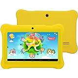 iRULU 7 inch BabyPad, Y1 Kids Tablet, Google Android 4.4 Kitkat,1GB RAM, 8GB Nand Flash,Quad Core, 1024*600 Resolution--Yellow
