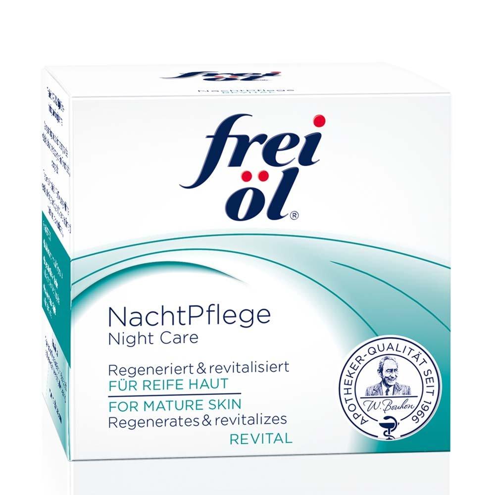 Libre aceite revital Noche Cuidado, 1er Pack (1 x 50 ml): Amazon.es: Belleza