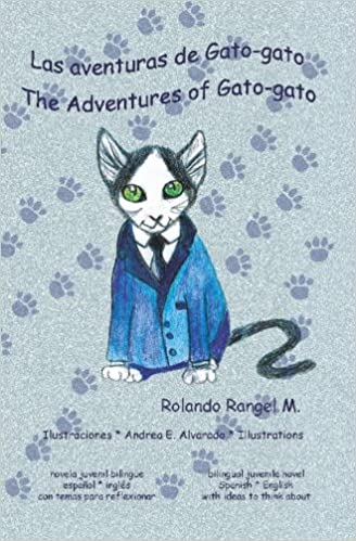 Las aventuras de Gato-gato: The Adventures of Gato-gato (Spanish and English Edition): Rolando Rangel: 9789962629306: Amazon.com: Books