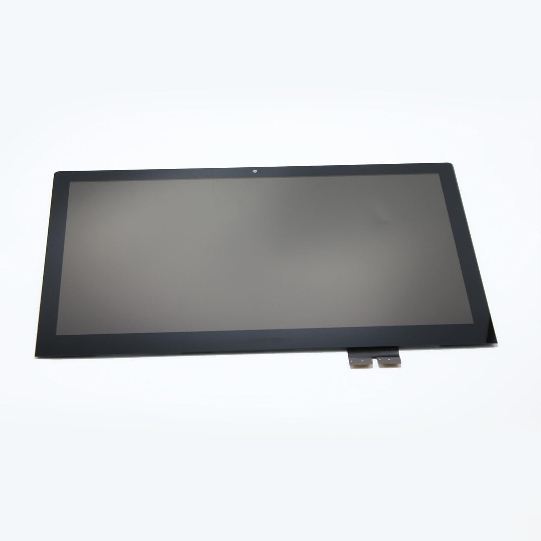 FTDLCD® 15,6 pulgadas LED LCD Pantalla Táctil Digitalizador Reemplazo de Ordenador Portátil Asamblea para Lenovo Flex 2 Pro 15: Amazon.es: Electrónica