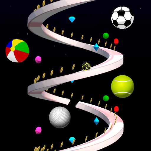 Spiral Soccer Ballz Soccer Basketball Baseball Golf Football
