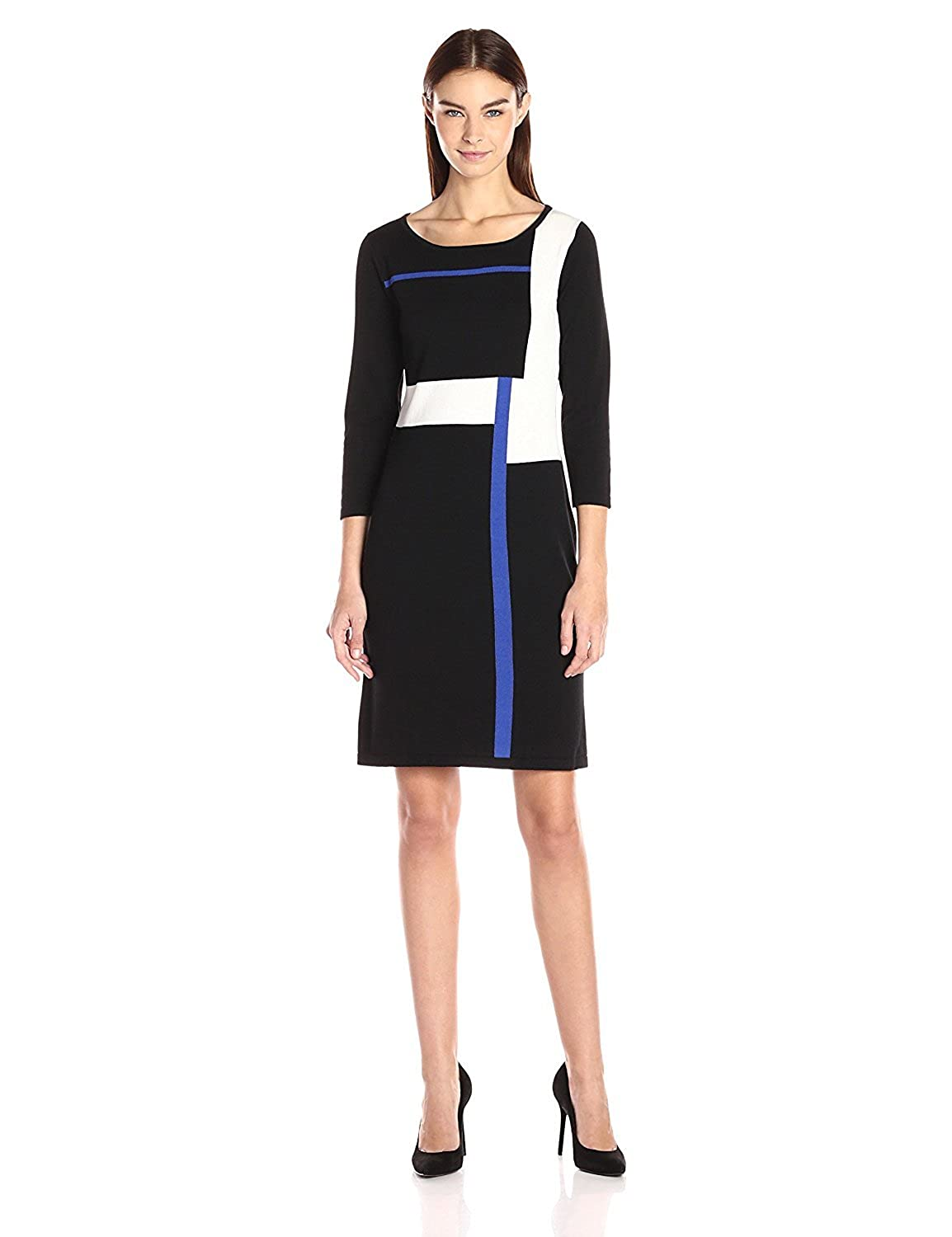 Nine West Colorblock Dress
