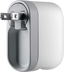 Belkin Single USB Wall Charger with Rotating Prongs (2.1 Amp / 10 Watt)