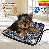 Hongxin Pet Heating Pad Classic Pet Dog Cat Waterproof Electric Pad Heater Warmer Mat Bed Blanket Heating Pad Pets Accessories