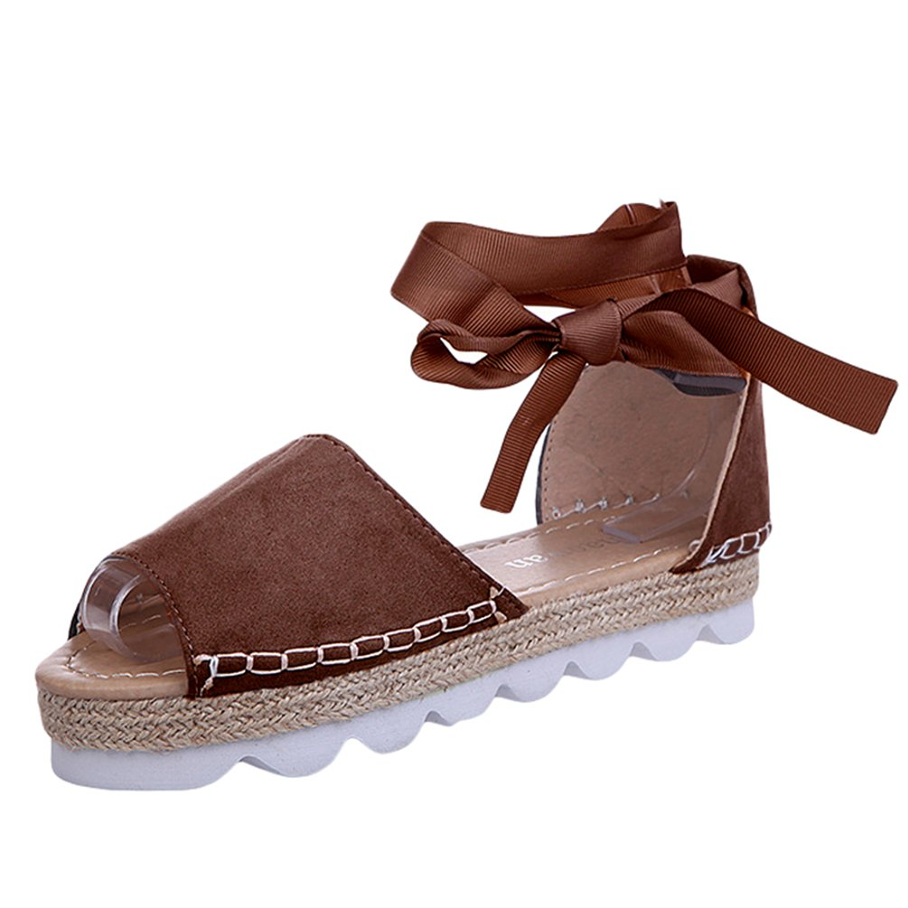ZKOOO Kaki Peep-Toe Sandales A Lacet pour Les Cheville Femmes 19997 D été Strappy Sandale à Plateforme Brides Cheville Chaussures Kaki 1c7f81c - deadsea.space