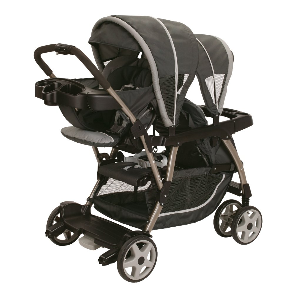 Graco Ready2grow Click Connect LX Stroller, Glacier 2015 by Graco (Image #3)