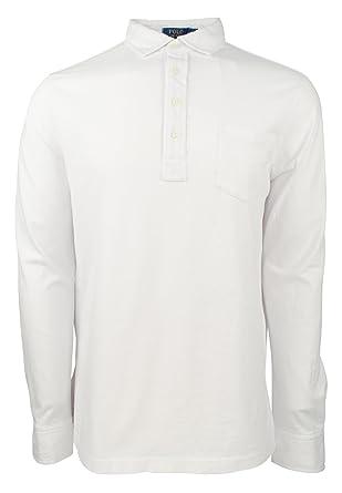 bc77322f3c5 Polo Ralph Lauren Men s Hampton Cotton Jersey Shirt at Amazon Men s ...