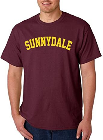 Sunnydale Buffy Womens Fitted Long Sleeve Tee T-Shirt