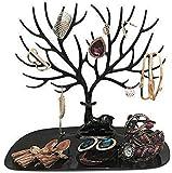 Shopais Tree Shelf Jewelry Stand Display Organizer/Holder (Assorted Color)