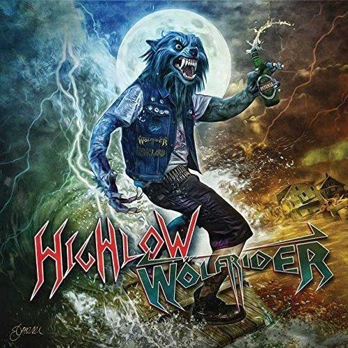 CD : HIGHLOWWOLFRIDER - Wolf Riding High & Low (United Kingdom - Import)