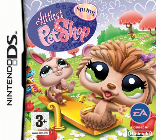 LITTLEST PET SHOP : SPRING / CARTUCHO SOLO / Nintendo DS Juego in ...