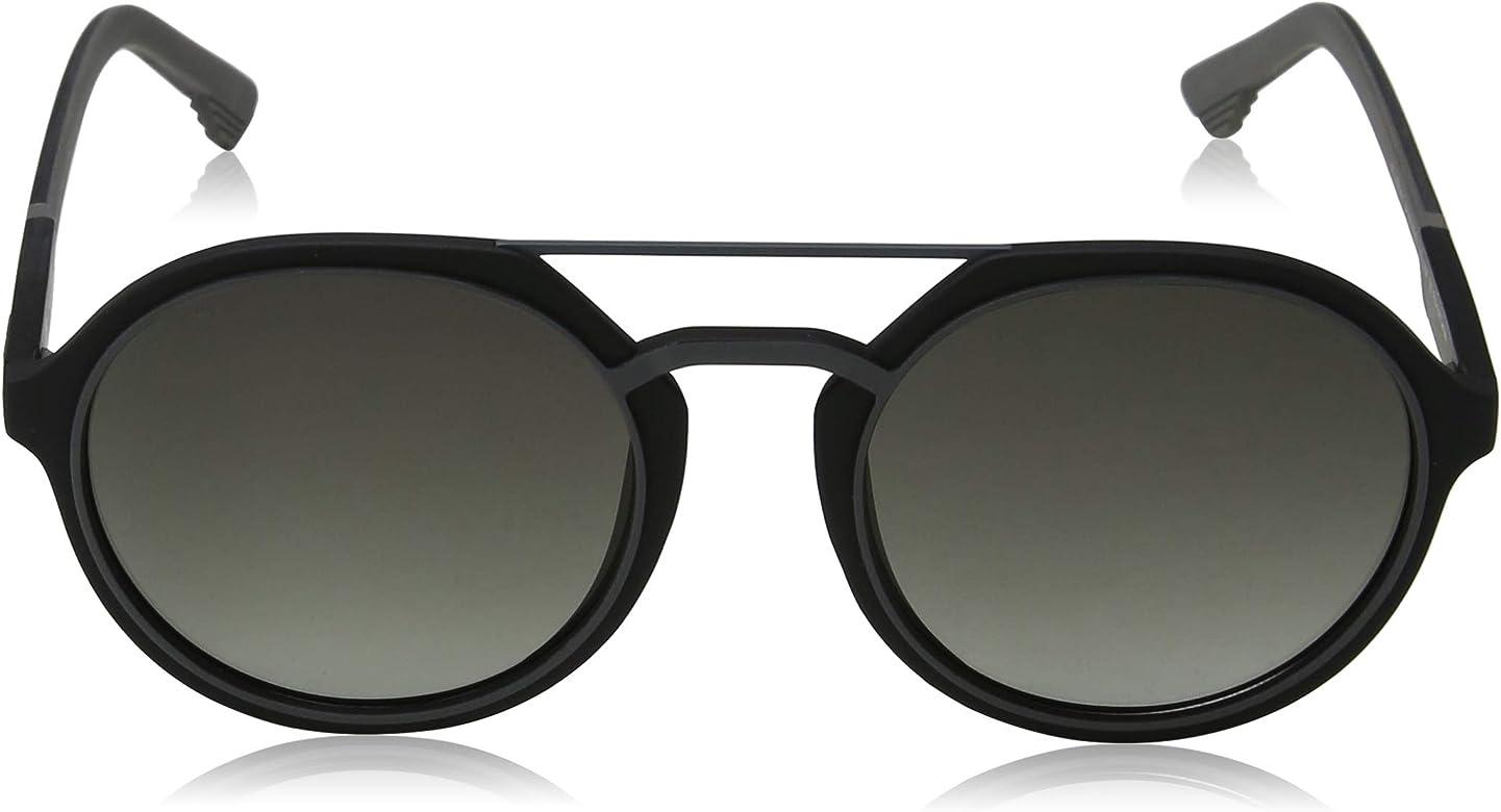 Police Lisbon 1 Gafas de sol, Negro (Rubberized Black & Grey ...