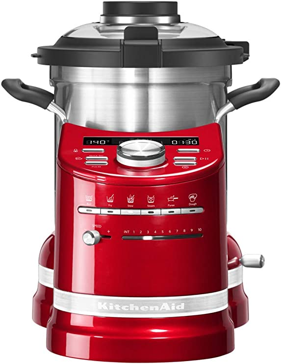KitchenAid 5KCF0103EER ARTISAN COOK PROCESSOR, Empire - Robot de ...