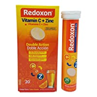 REDOXON VIT C TABS ORANGE Size: 20