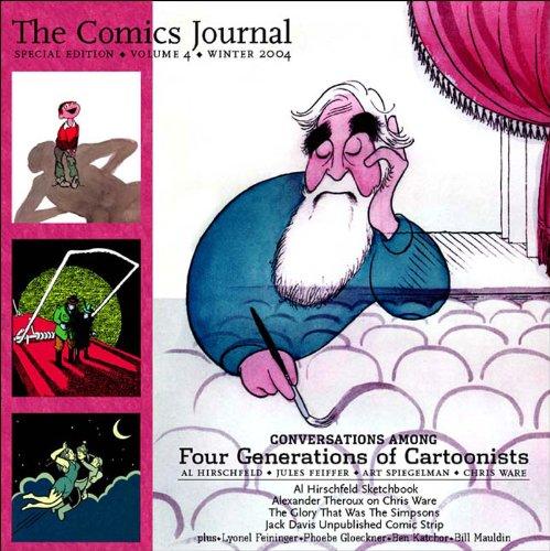 The Comics Journal: WINTER 2004 (COMICS JOURNAL SPECIAL) pdf