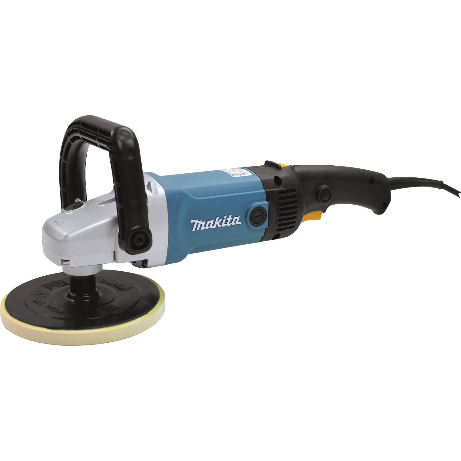 Makita 9227C 7-Inch Hook and Loop Electronic Polisher Sander