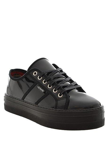 Victoria - Zapatillas de Lona para mujer: Amazon.es: Zapatos y complementos
