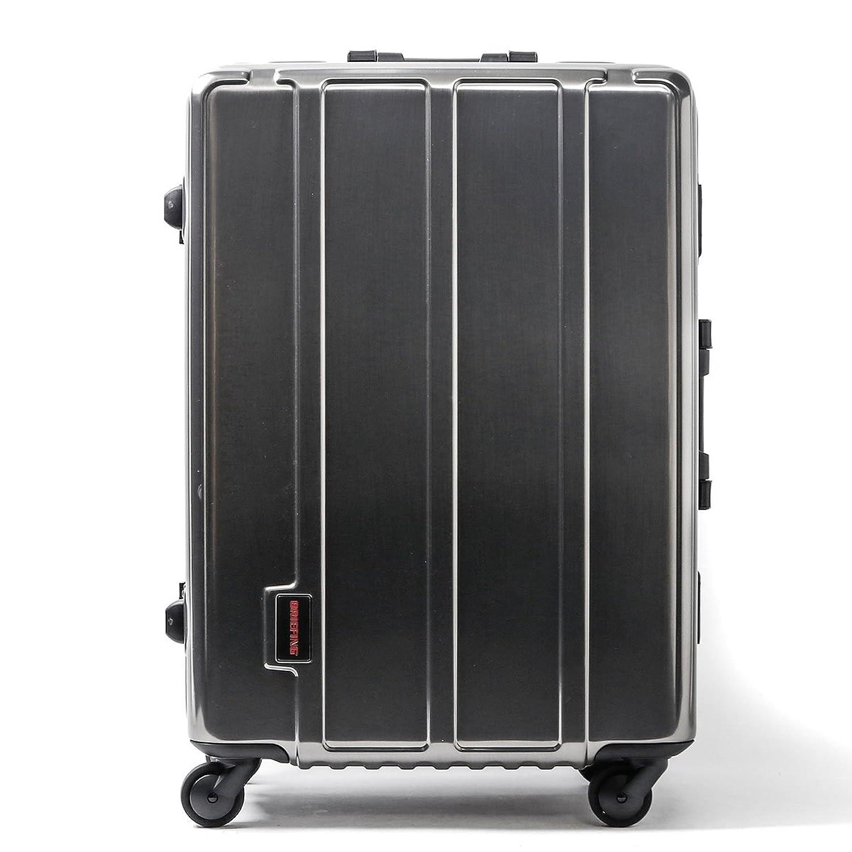 [ブリーフィング]BRIEFING 20TH ANNIVERSARY H-100 スーツケース 100L BRM181504 シルバー/092 B07CZVF523