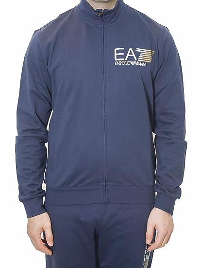 authentic quality new arrive watch Emporio Armani EA7 - Cotton Jumpsuit: Amazon.co.uk: Clothing