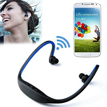 VicTsing®Inalambrico Bluetooth Auriculares deporte Stereo Auriculares Manos Libres para iPhone 4S, iPhone 5