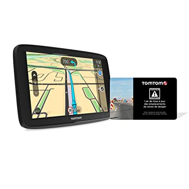 TomTom START 62 (6 Inches) - Car GPS - Europe 48 Maps with
