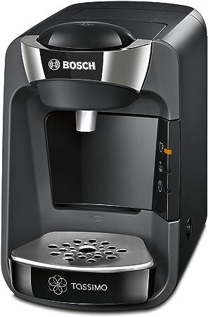 Bosch Tassimo Suny TAS3202 - Cafetera multibebidas automática de cápsulas con sistema SmartStart, color negro intenso: Amazon.es: Hogar