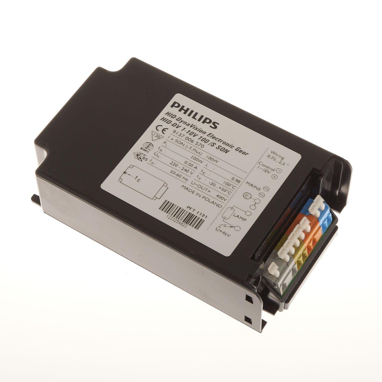 Philips Vorschaltgerä t HID-DV 1-10V 100 /S SON EVG 220-240V 50/60Hz NEU