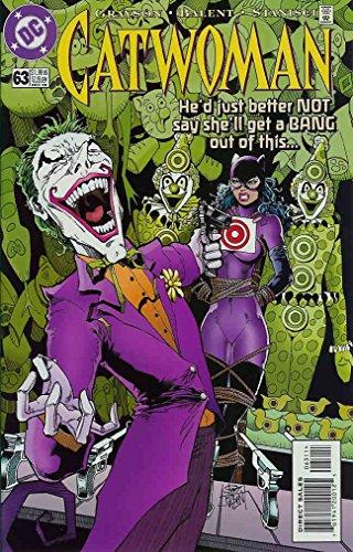 Catwoman (2nd series) #63 VF/NM ; DC comic book