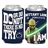 Penn State Nittany Lions Star Wars Yoda Can Coozie - Qty 1