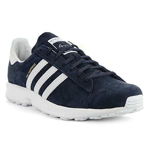 adidas Campus - 8000 fourness Zapatos - Blue - 44 2/3: Amazon.es: Zapatos y complementos