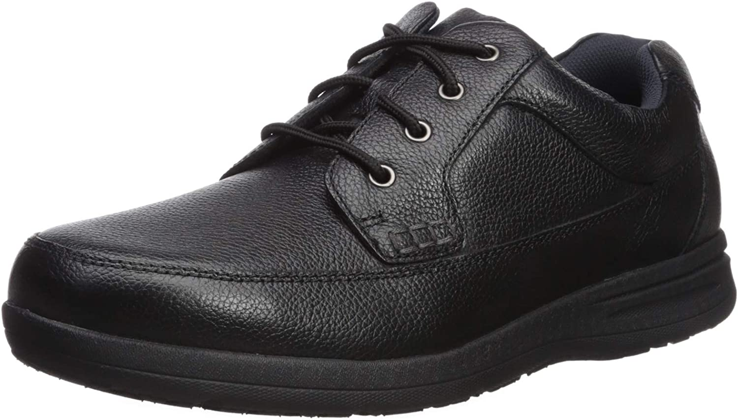 Nunn Bush Men's Cam Moc Toe Casual Lace-up with Comfort Gel and Memory Foam
