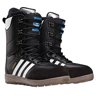 ADV Sz adidas Mens Snowboard BlackWhiteWhite Samba Boots NZPXn8wO0k