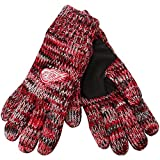 peak gloves - NHL Detroit Red Wings Peak Glove, Red