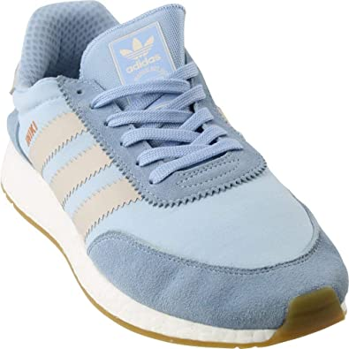 new products 90e29 d6ee1 Iniki Runner Mens in Easy Blue Pearl Grey by Adidas, 4.5