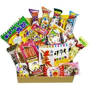 Amazon Com Japanese Candy Dagashi Box 20pcs Umaibo Snack