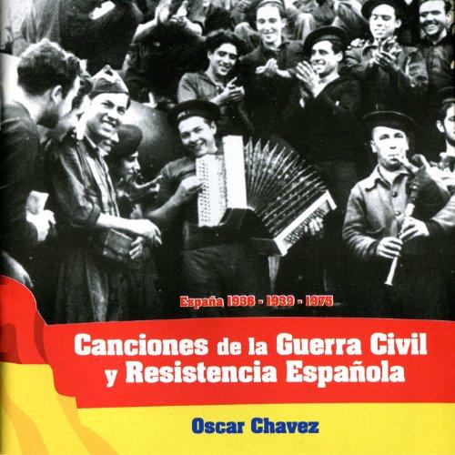 Canciones de la Guerra Civil y Resistencia Española