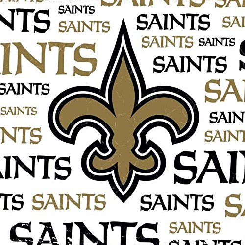 NFL Orleans Saints PS4 Controller Skin - Orleans Saints Gold Blast by Skinit