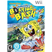 Spongebob Boating Bash - Nintendo Wii