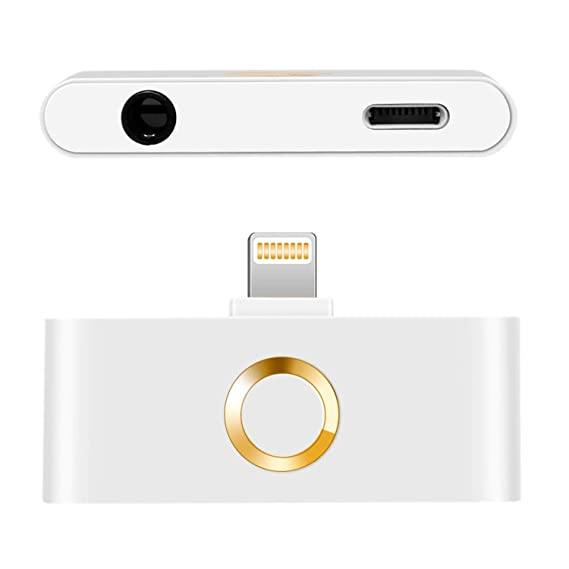 low priced f2716 c6aed Amazon.com: QTWELVE - iPhone X 8 7 6 5 Home Button Adapter with ...