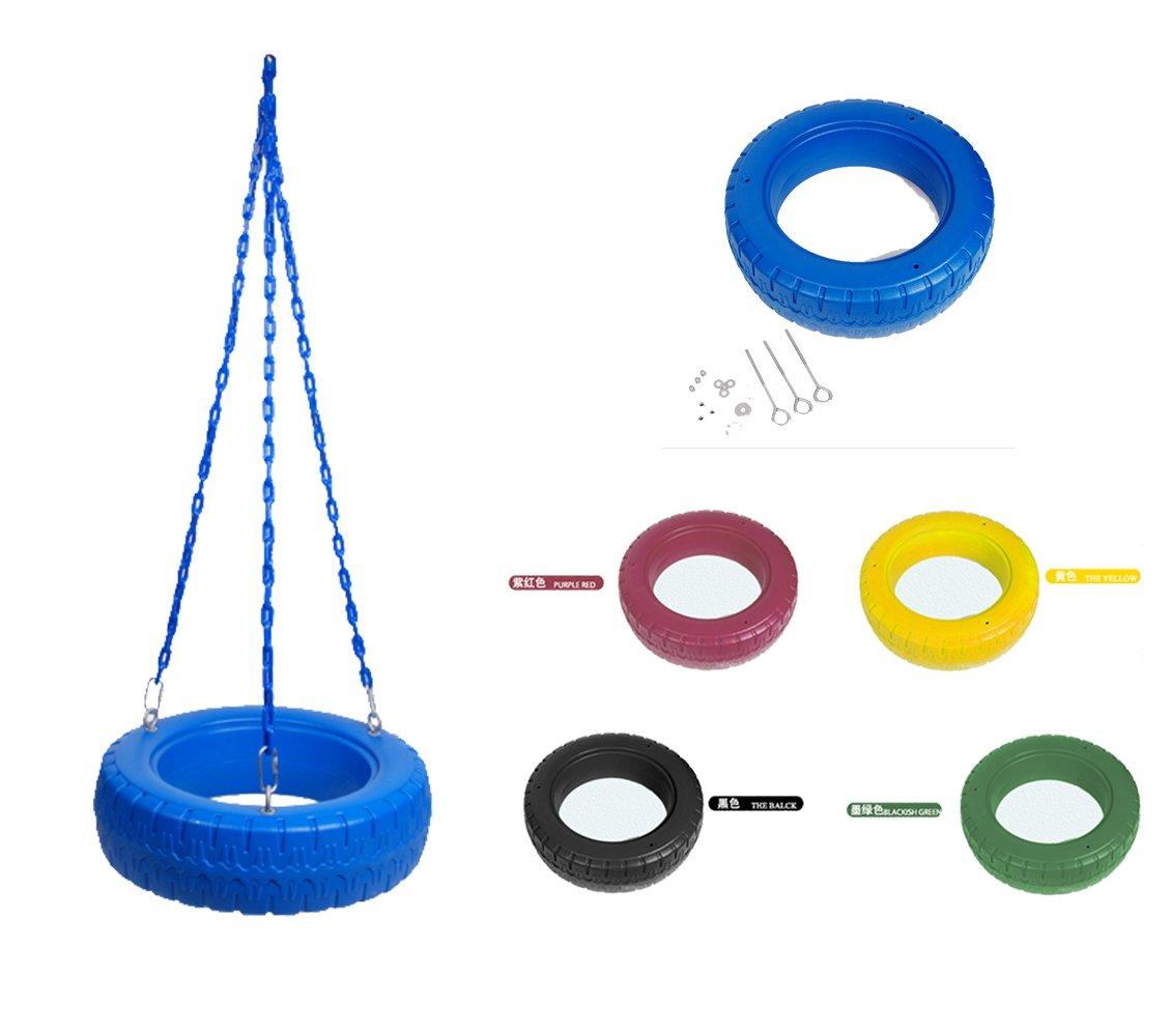 Kinder Reifen Swing Kinder Balance Trainer Outdoor Gruppe Erwachsene Spiel (356lbs)