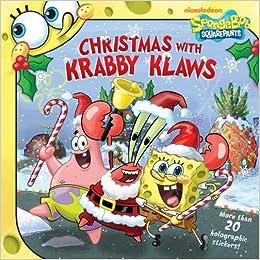 Spongebob Christmas.Christmas With Krabby Klaws Spongebob Squarepants Erica