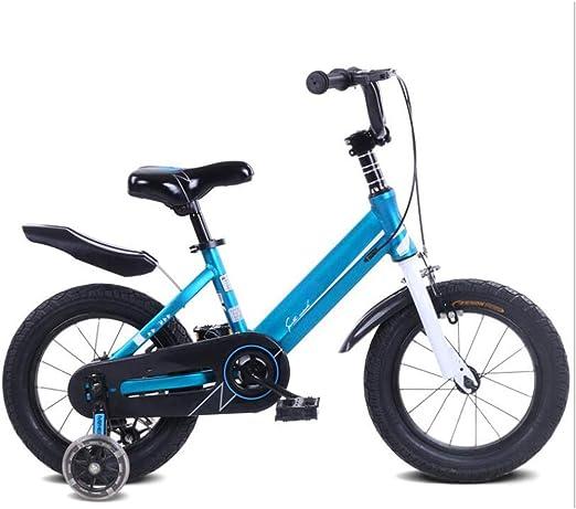 YUMEIGE Bicicletas Bicicletas Adecuado For Niños De 2-8 Años De ...