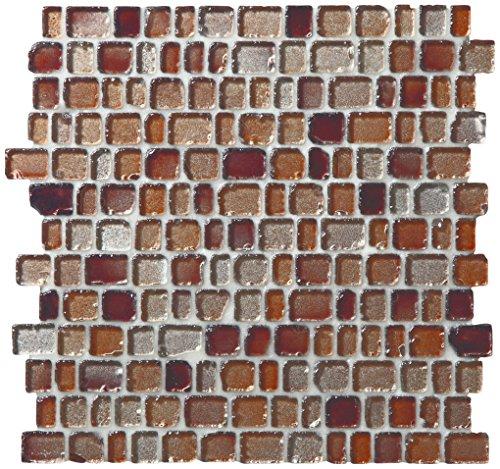 Dal-Tile 1RANDMS1P-JT02 Jewel Tide Tile Beach Pebble x 6 1/2