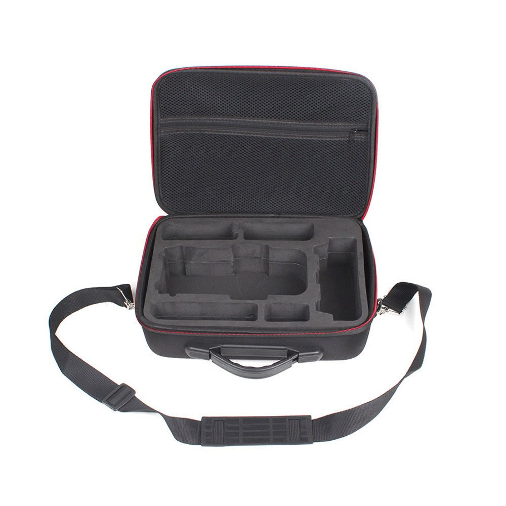 Mmtop pour DJI Mavic Pro RC Quadcopter, Hardshell épaule Sac Box Valise étanche Covermason AD-09