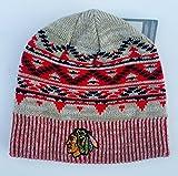 Chicago Blackhawks Team Multi Color Womens Knit Hat Beanie