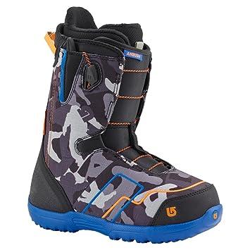 2c6aca1ff4 Burton Ambush Smalls Kids Snowboard Boots - 6.0 Triple Corks  Amazon ...