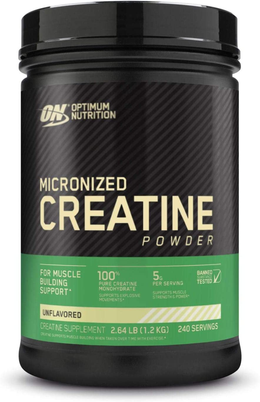 The 6 Best Creatine on the Market in 2020 [Review and Guide] 1