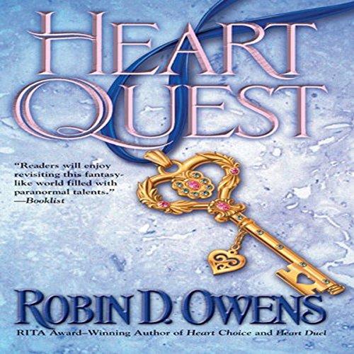Bargain Audio Book - Heart Quest  Celta  Book 5